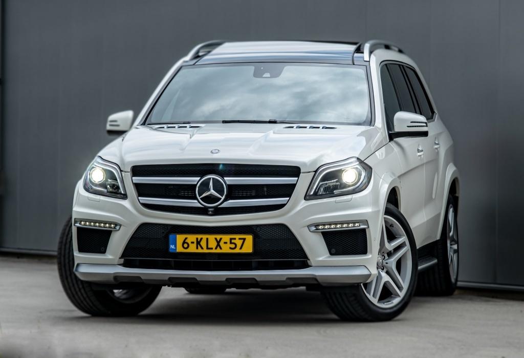 Mercedes-Benz-GL-Klasse