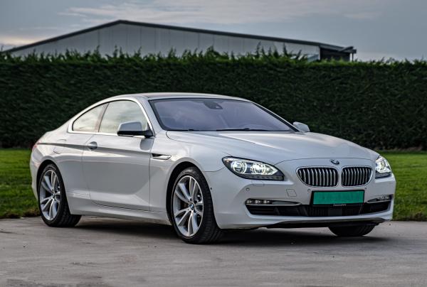 #BMW 650i Coupe