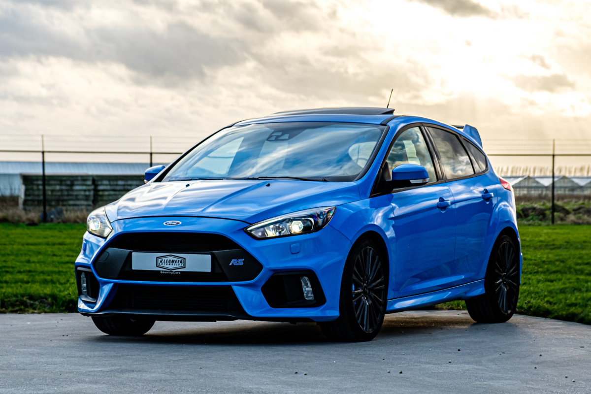 #Ford Focus RS